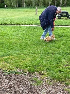 DAVE & POPPY LOOSELEAD WALKING 1.jpeg