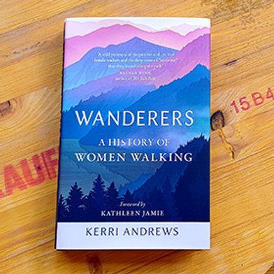 Wanderers; Kerri Andrews
