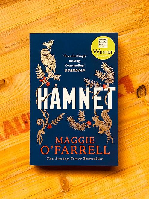 Hamnet; Maggie O'Farrell