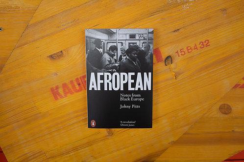 Afropean; Johny Pitts
