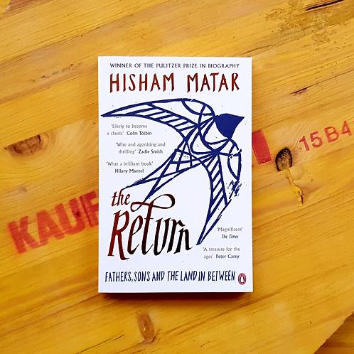 The Return; Hisham Matar - curated by Help Refugees