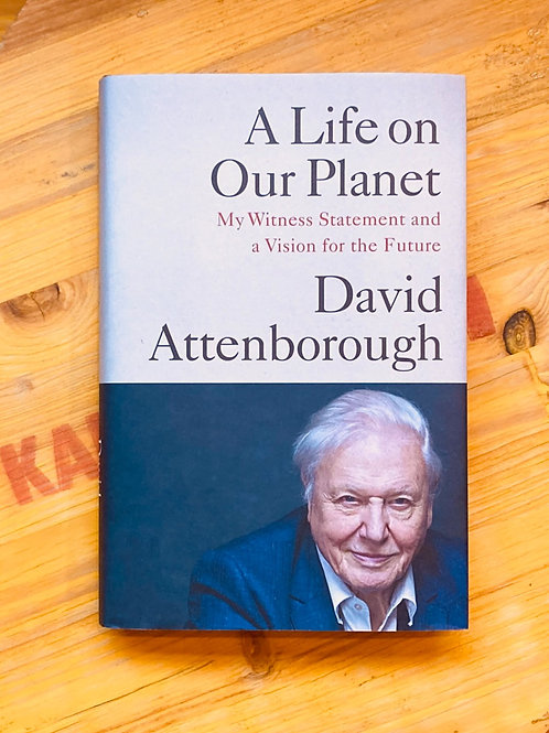 A Life on Our Planet; David Attenborough