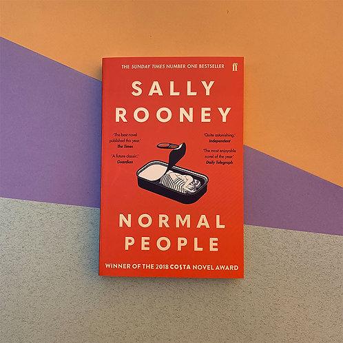 Normal People; Sally Rooney