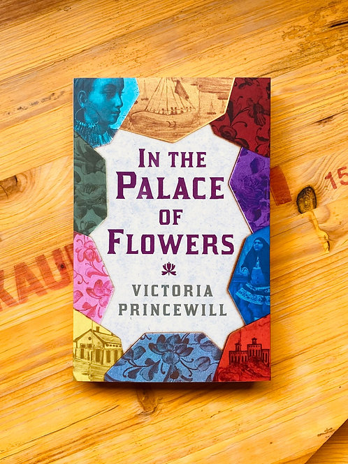 In the Palace of Flowers; Victoria Princewill