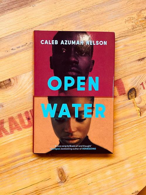 Open Water; Caleb Azumah Nelson