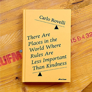 There Are Places in the World...; Carlo Rovelli