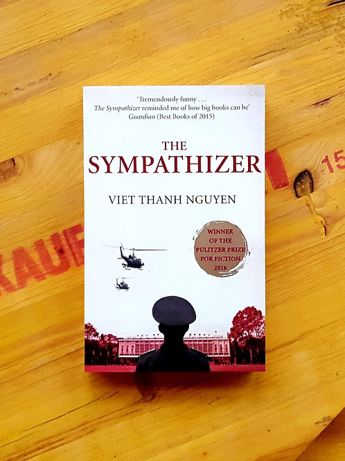 The Sympathizer;  Viet Thanh Nguyen - curated by Help Refugees