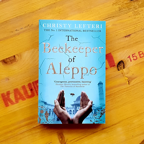 The Beekeeper of Aleppo; Christy Lefteri - curated by Help Refugees