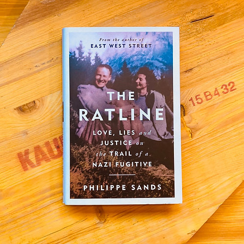The Ratline; Philippe Sands