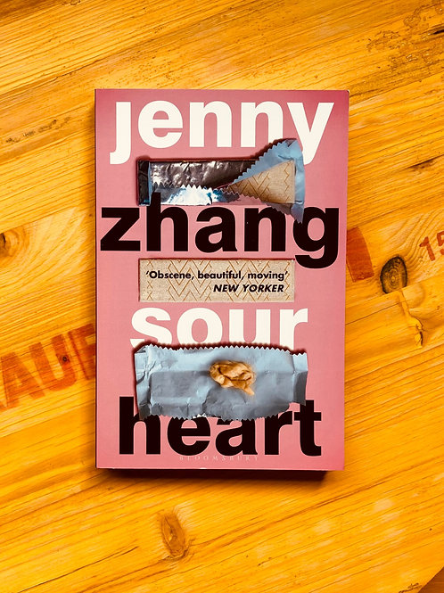 Sour Heart; Jenny Zhang