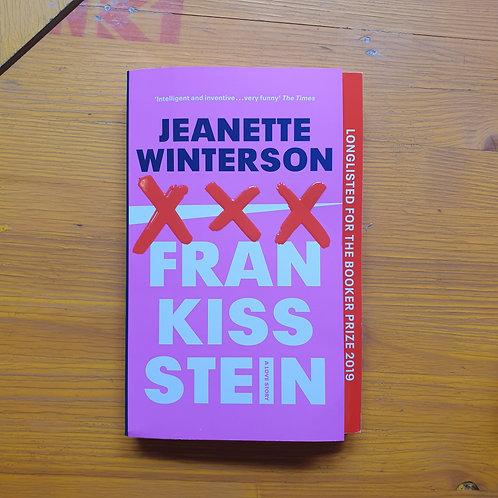 Frankissstein; Jeanette Winterson