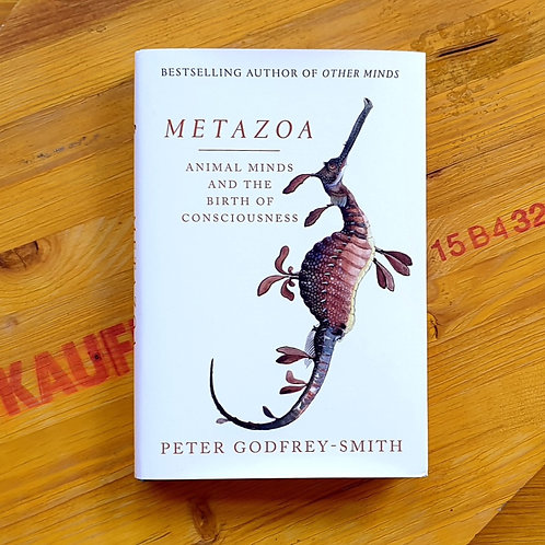 Metazoa; Peter Godfrey-Smith