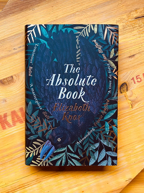 The Absolute Book; Elizabeth Knox