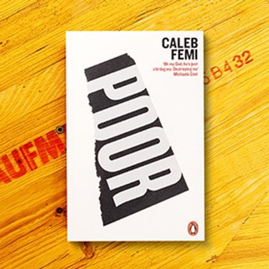 POOR; Caleb Femi - with signed bookplates