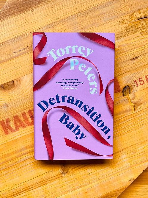 Detransition, Baby; Torrey Peters