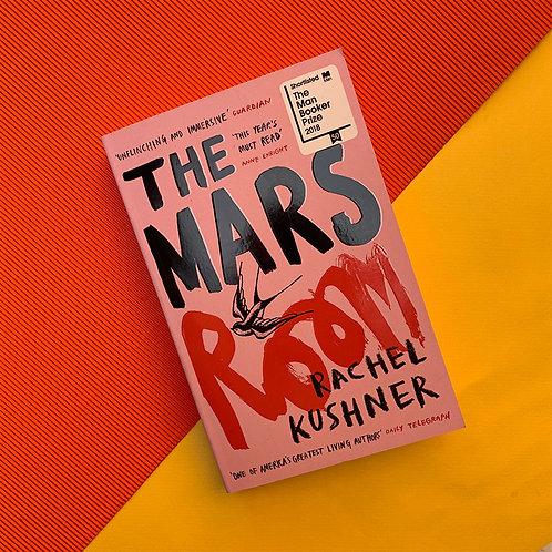 The Mars Room; Rachel Kushner
