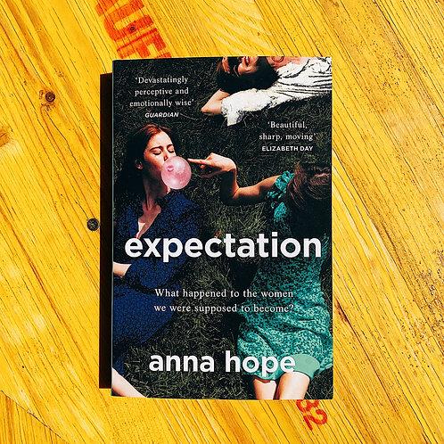 Expectation; Anna Hope