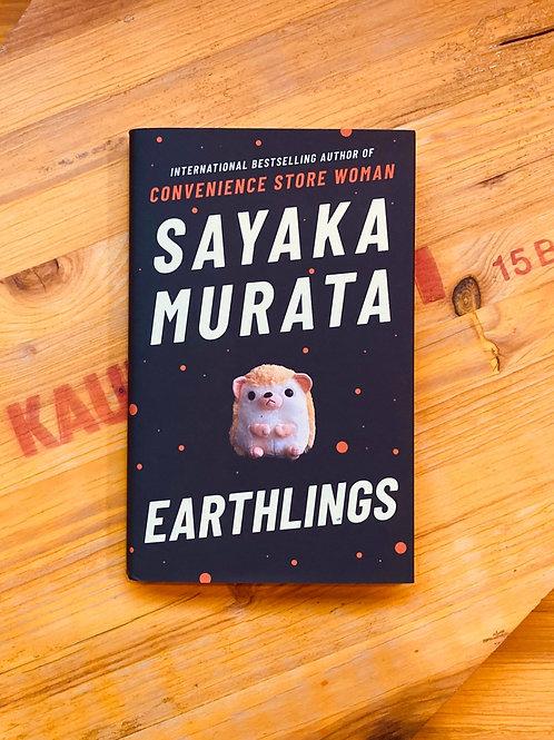 Earthlings; Sayaka Murata