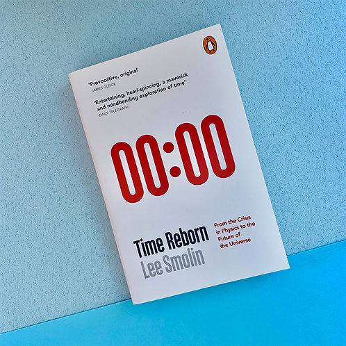 Time Reborn; Lee Smolin