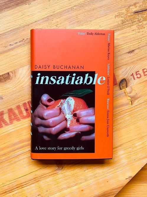 Insatiable; Daisy Buchanan