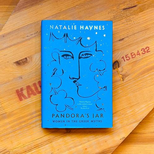 Pandora's Jar; Natalie Haynes