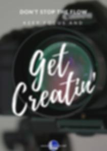 Creative Motivational Poste