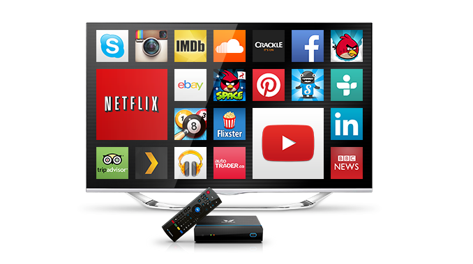 Online Video, SVOD, Streaming TV