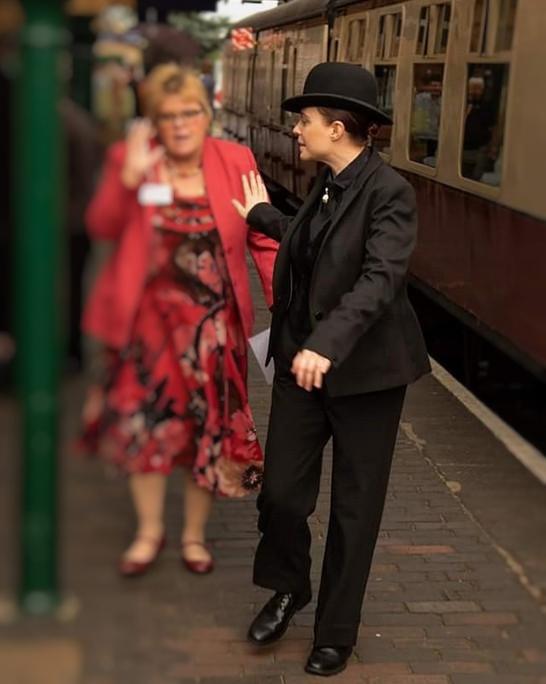 Stark on the North Norfolk Railway