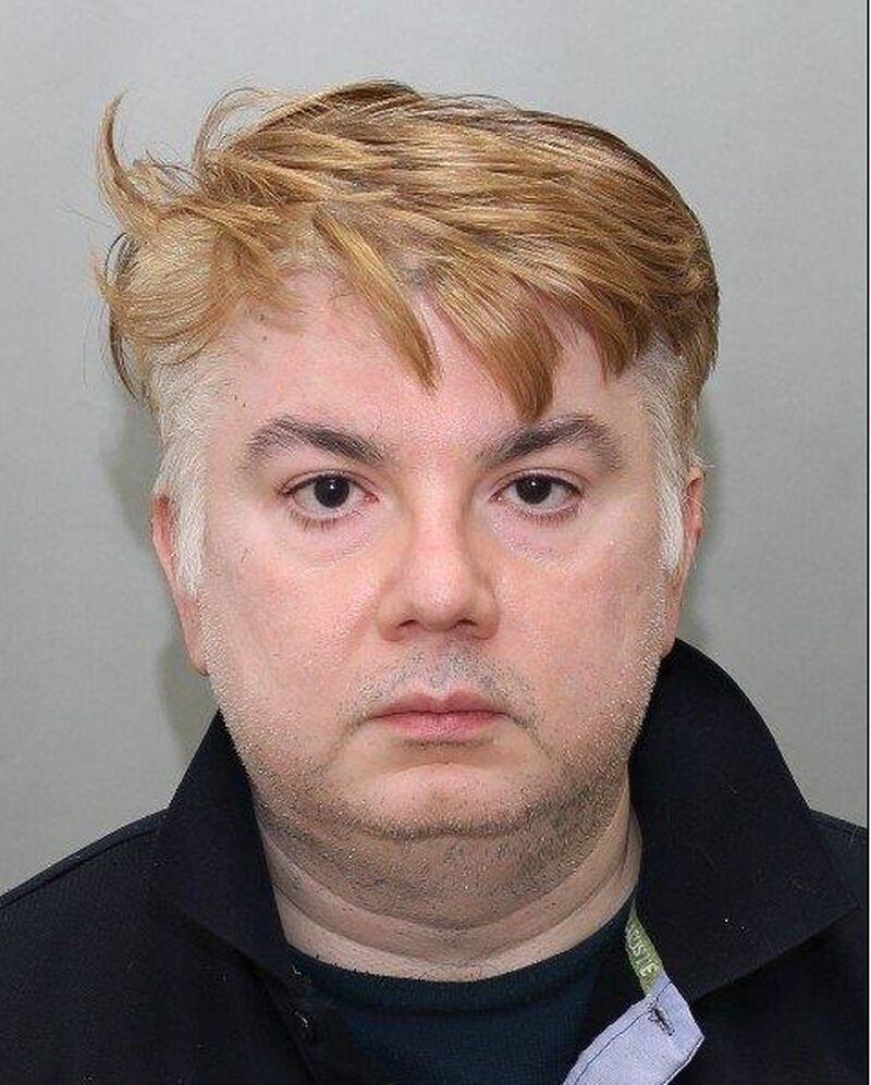 arrestado por numerosos allanamiento de propiedad privada, Najam Mahmood, 33