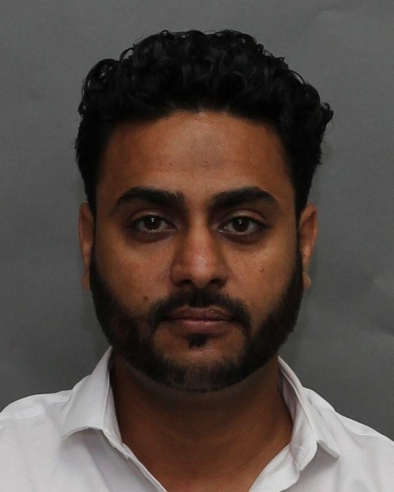 Suhail Siddiqi, 33, acusado de investigación de agresión sexual