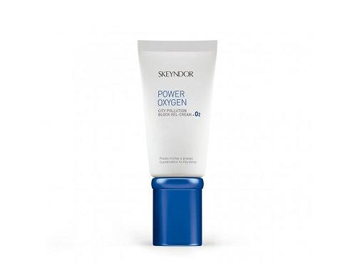 Power Oxygen - City Pollution Block gel - cream + O2