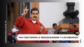 """De NO creer: """"Maduro encuentra la fórmula para evitar el Coronavirus"""""""