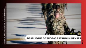 EE.UU. envía barcos de guerra, aviones y fuerzas especiales para ejercer más presión en Venezuela