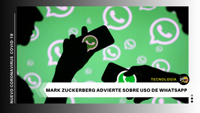 WhatsApp podría colapsar por nuevo coronavirus
