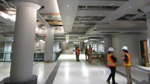 Así quedará la nueva sala de tránsito de Bay Concourse dentro de Union Station