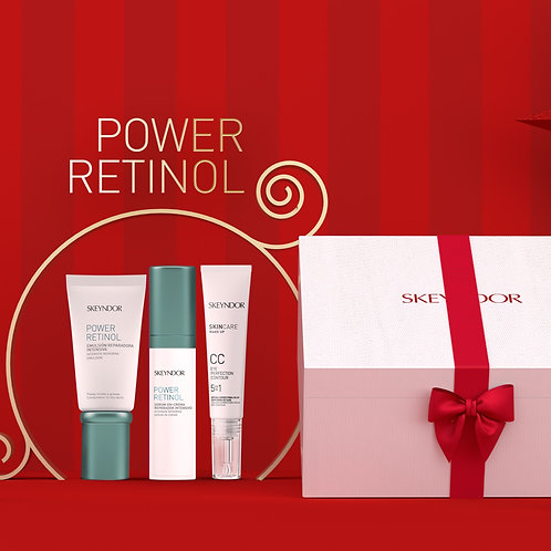 KIT 8 - POWER RETINOL