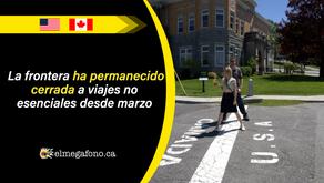 Canadá y EE.UU. extienden las restricciones fronterizas a viajes no esenciales hasta el 20 de agosto