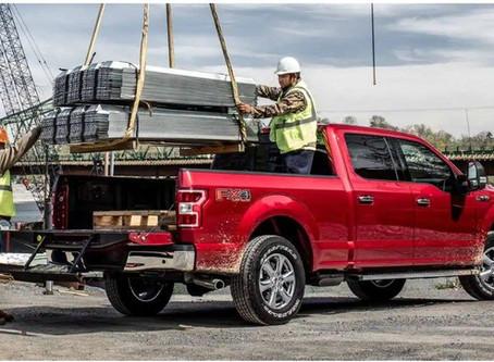 Si trabajas en la construcción descubre las ventajas de tener una pick-up