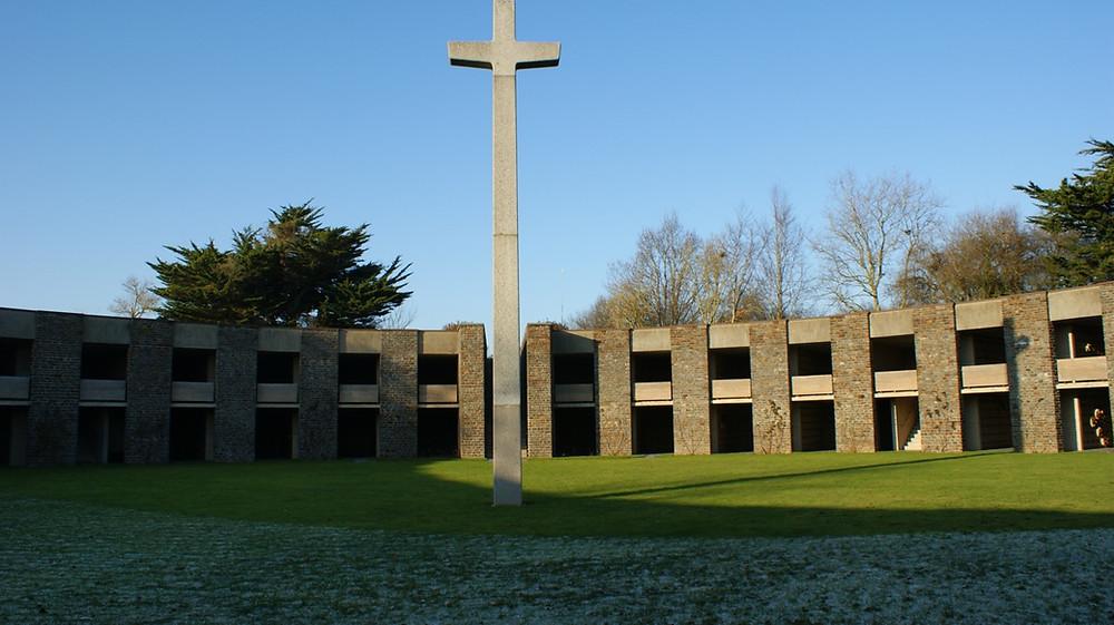 cementerio Alemán de Huisnes-sur-Mer