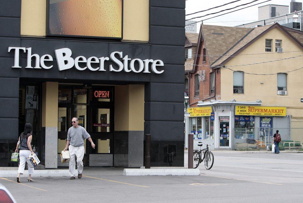La tienda de cerveza. Archivos de Dave Abel