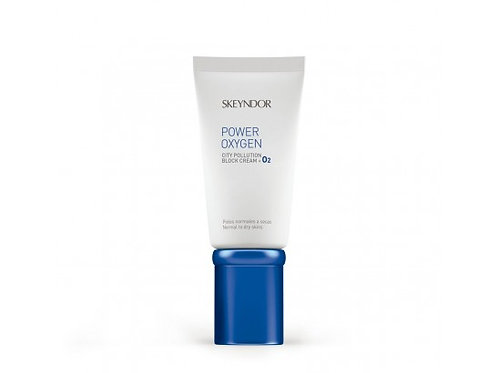Power Oxygen - City Pollution Block Cream +O2