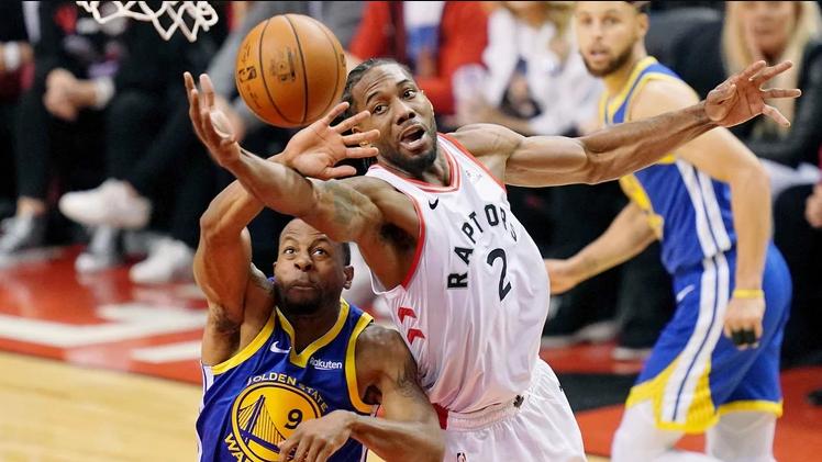 Toronto Raptors se impone por 3 a 2 ante Golden State Warriors (USA TODAY Sports)