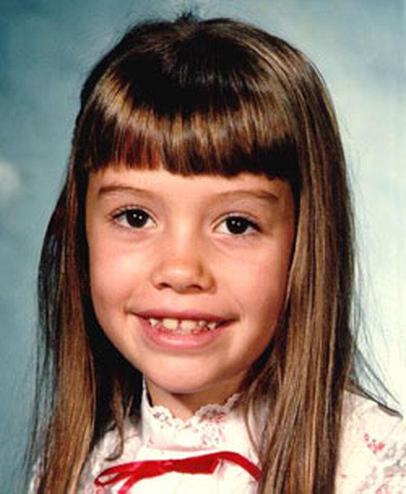 Nicole Morin, 8 años de edad, fotografía policía de Toronto