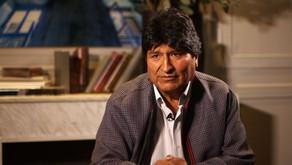 Evo Morales es denunciado por terrorismo y sedición por el gobierno interino de Bolivia