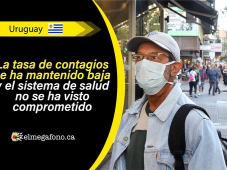 La exitosa estrategia de Uruguay para contener la pandemia de COVID-19 sin cuarentena obligatoria