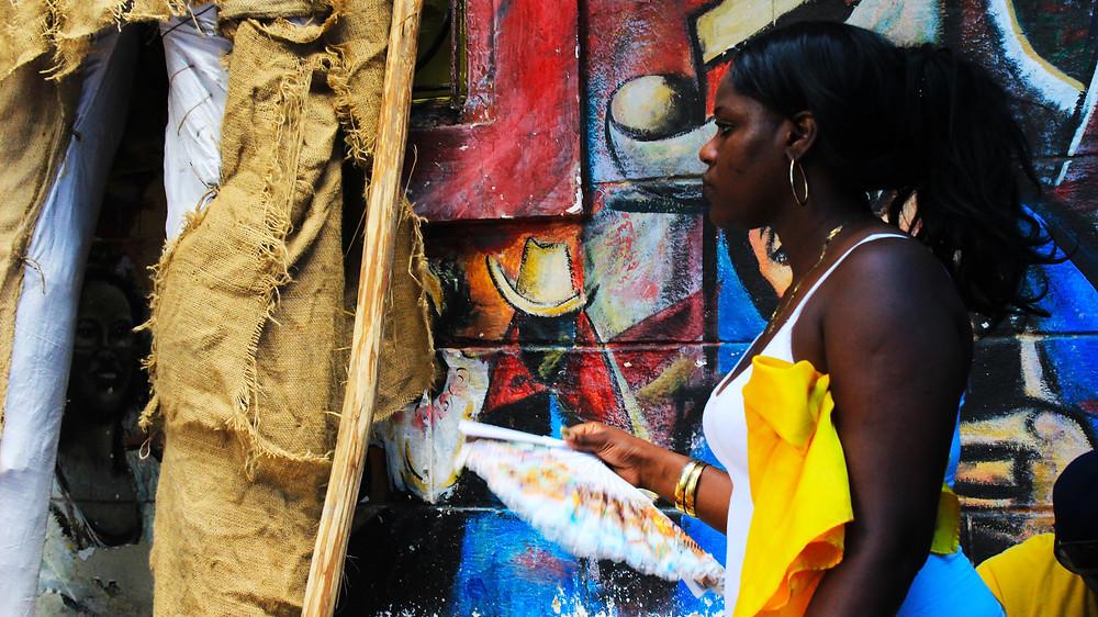 Derechos de Autor: Camila Ante - festival del caribe
