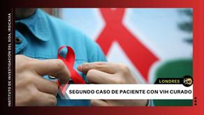 Paciente con VIH es curado, este es el segundo caso confirmado en el mundo