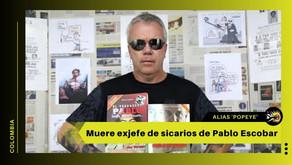 Murió alias 'Popeye', uno de los peores criminales de Colombia