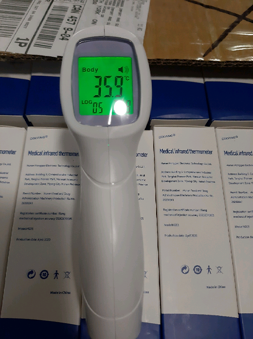 Infrared Thermometer, Non-Contact Digital Thermometer Gun, Instant Accurate Read