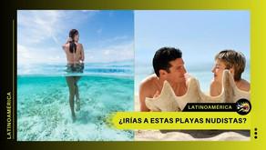 7 playas nudistas más destacadas de Latinoamérica